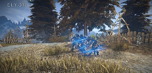 画像(003)KRAFTONの新作MMORPG「ELYON」,戦闘コンテンツの詳細を公開