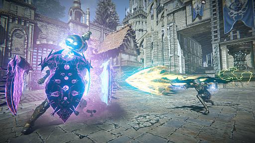 画像(005)KRAFTONの新作MMORPG「ELYON」,戦闘コンテンツの詳細を公開