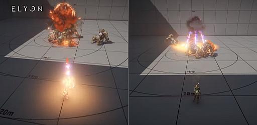 画像(008)KRAFTONの新作MMORPG「ELYON」,戦闘コンテンツの詳細を公開
