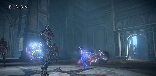 画像(010)KRAFTONの新作MMORPG「ELYON」,戦闘コンテンツの詳細を公開