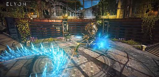 画像(011)KRAFTONの新作MMORPG「ELYON」,戦闘コンテンツの詳細を公開