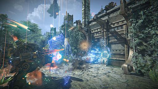 画像(012)KRAFTONの新作MMORPG「ELYON」,戦闘コンテンツの詳細を公開