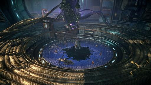 画像集#034のサムネイル/新作MMORPG「ELYON」プレイレポート。ファンタジーとSFの世界観を持つノンターゲティングアクションのファーストインプレッションをお届け