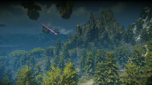 画像集#048のサムネイル/新作MMORPG「ELYON」プレイレポート。ファンタジーとSFの世界観を持つノンターゲティングアクションのファーストインプレッションをお届け