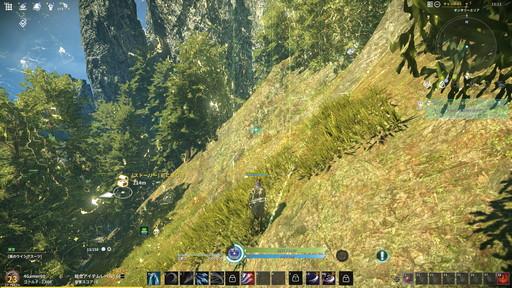 画像集#056のサムネイル/新作MMORPG「ELYON」プレイレポート。ファンタジーとSFの世界観を持つノンターゲティングアクションのファーストインプレッションをお届け