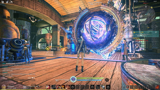 画像集#070のサムネイル/新作MMORPG「ELYON」プレイレポート。ファンタジーとSFの世界観を持つノンターゲティングアクションのファーストインプレッションをお届け
