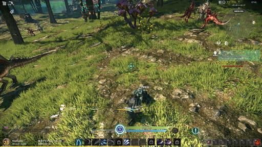 画像集#076のサムネイル/新作MMORPG「ELYON」プレイレポート。ファンタジーとSFの世界観を持つノンターゲティングアクションのファーストインプレッションをお届け