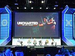 「Uncharted The Lost Legacy」の主人公はネイサンの元カノ,クロエ。リリースは2017年内を予定