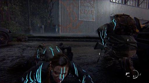 画像集#004のサムネイル/[GDC 2021]「The Last of Us Part II」の雨と血にまみれたリアルな情景と,泥臭いメレーアクションを実現させたテクニック