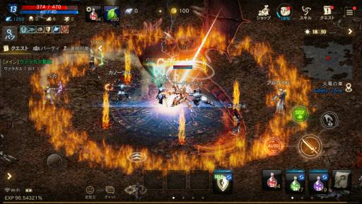 画像(021)【PR】MMORPG黄金期を彷彿とさせる雰囲気はそのまま。「リネージュM」の序盤における進め方を解説しよう