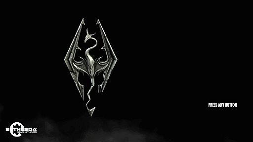 nintendo switch版 the elder scrolls v skyrim で 素晴らしき世界の