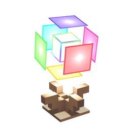 キューブクリエイターdx 更新データver 1 1が配信開始 新アイテムなどを追加