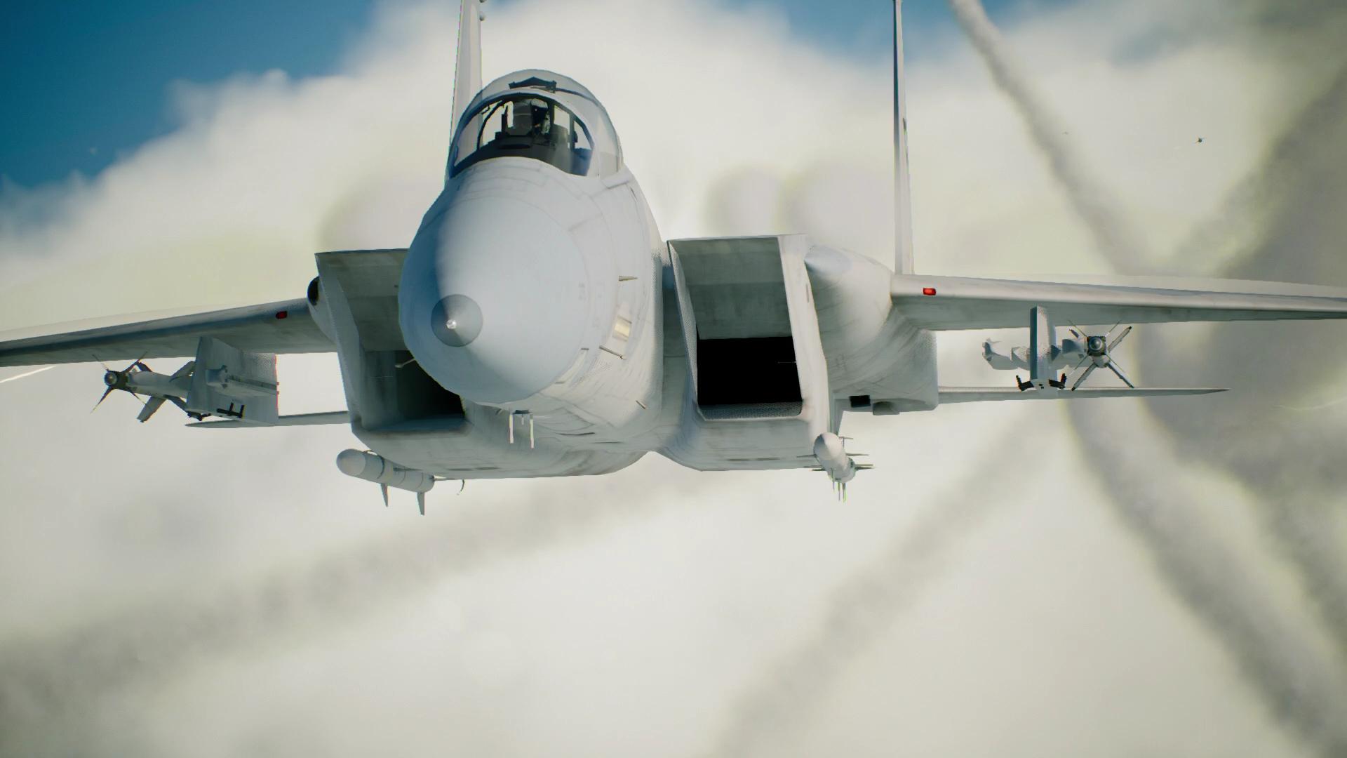 画像集 エースコンバット7 スカイズ アンノウン の機体紹介