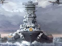 PR】戦艦モノの新作は,なんと36...