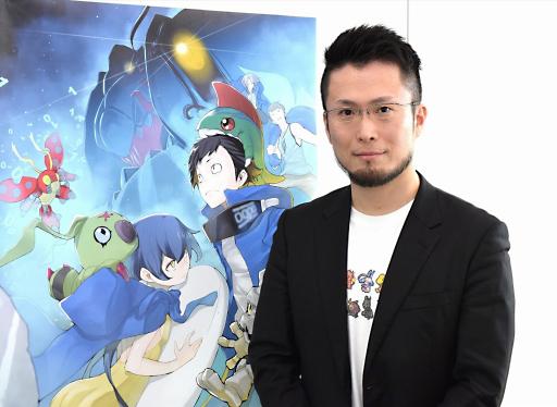 Digimon Story Cyber Sleuth: Hacker's Memory producer, Kazumasa Habu.