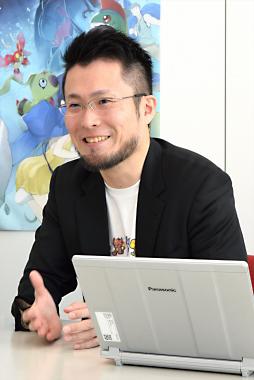 画像(014)「デジモンストーリー サイバースルゥース ハッカーズメモリー」の羽生プロデューサーにインタビュー。本作の見どころや今後の展望を聞いた
