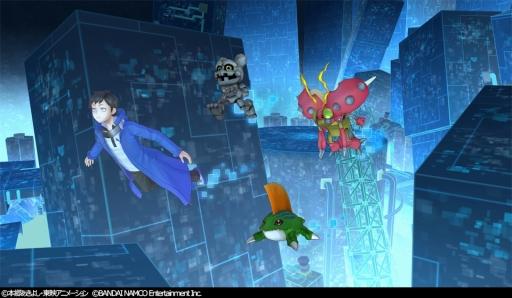 画像(015)「デジモンストーリー サイバースルゥース ハッカーズメモリー」の羽生プロデューサーにインタビュー。本作の見どころや今後の展望を聞いた