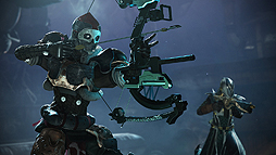 PS4「Destiny 2」,新モード「ギャンビット」を含む大型拡張「孤独と影 ...