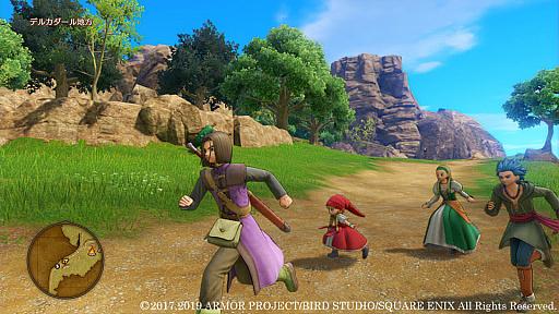 """画像(008)「ドラゴンクエストXI S」,キャラクターボイスにオーケストラ,そして新ストーリーなど""""決定版""""と呼ばれる本作の新要素をおさらい"""
