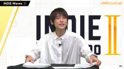 画像集#002のサムネイル/「INDIE Live Expo II」レポート。最新インディーズゲームの情報が次々と明かされ,ZUN氏の新曲も披露される