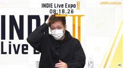 画像集#004のサムネイル/「INDIE Live Expo II」レポート。最新インディーズゲームの情報が次々と明かされ,ZUN氏の新曲も披露される