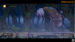 画像集#016のサムネイル/「INDIE Live Expo II」レポート。最新インディーズゲームの情報が次々と明かされ,ZUN氏の新曲も披露される