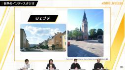 画像集#029のサムネイル/「INDIE Live Expo II」レポート。最新インディーズゲームの情報が次々と明かされ,ZUN氏の新曲も披露される