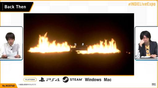 画像集#045のサムネイル/「INDIE Live Expo II」レポート。最新インディーズゲームの情報が次々と明かされ,ZUN氏の新曲も披露される