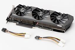 画像集#004のサムネイル/「GeForce RTX 3090」レビュー。8Kでのゲームプレイを謳うRTX 30シリーズ最強GPUの実力をZOTAC製「RTX 3090 Trinity」で検証する