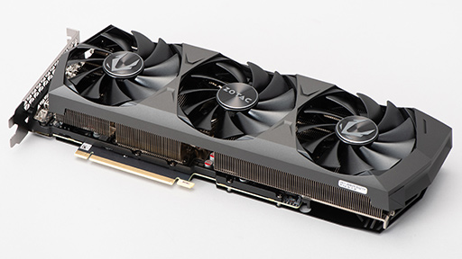 画像集#006のサムネイル/「GeForce RTX 3090」レビュー。8Kでのゲームプレイを謳うRTX 30シリーズ最強GPUの実力をZOTAC製「RTX 3090 Trinity」で検証する