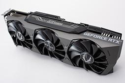 画像集#017のサムネイル/「GeForce RTX 3090」レビュー。8Kでのゲームプレイを謳うRTX 30シリーズ最強GPUの実力をZOTAC製「RTX 3090 Trinity」で検証する