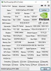 画像集#021のサムネイル/「GeForce RTX 3090」レビュー。8Kでのゲームプレイを謳うRTX 30シリーズ最強GPUの実力をZOTAC製「RTX 3090 Trinity」で検証する
