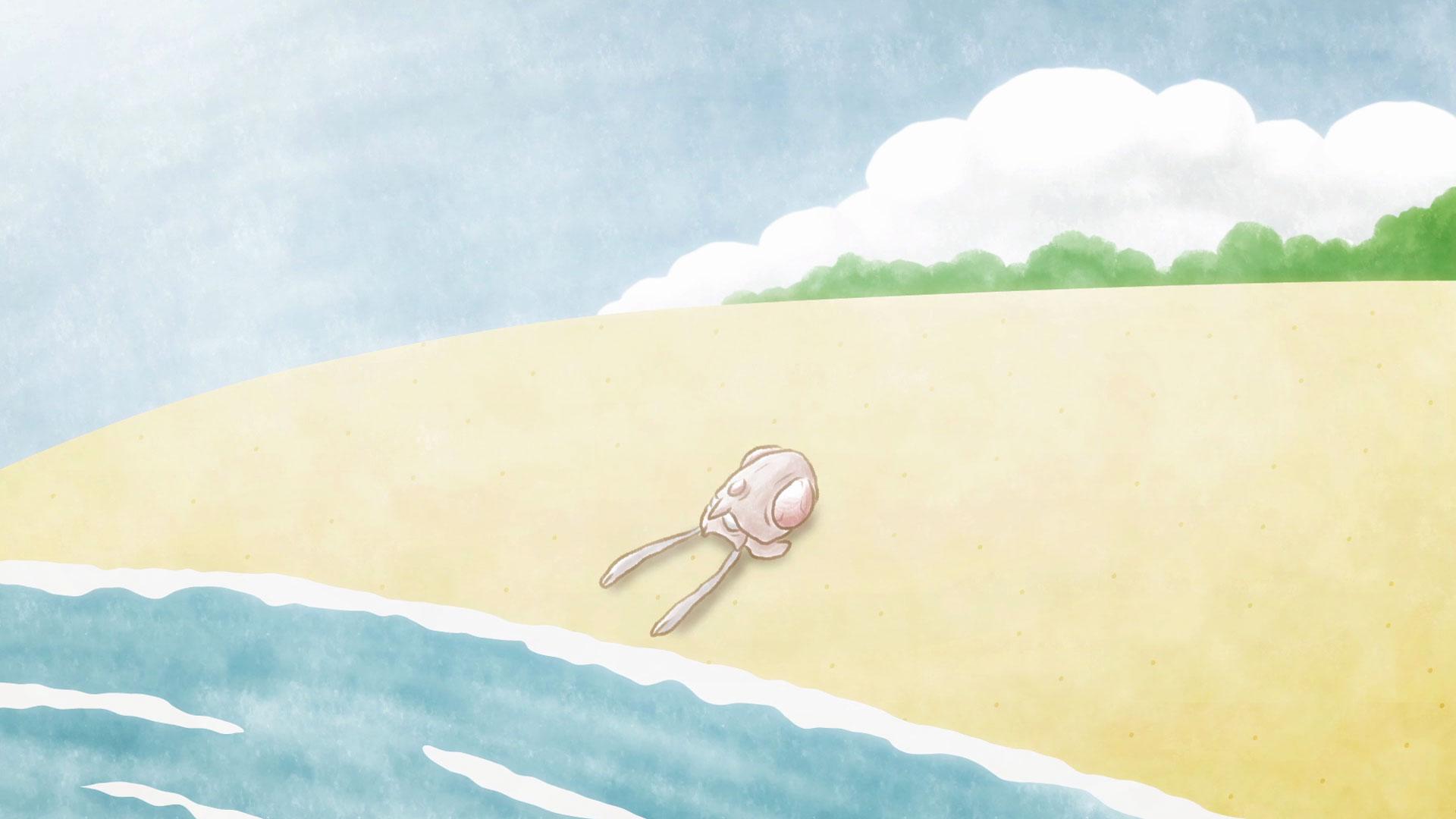 画像集 004 ポケモンだいすきクラブ メノクラゲの歌 ゆらゆらメノクラゲ をyoutubeで公開