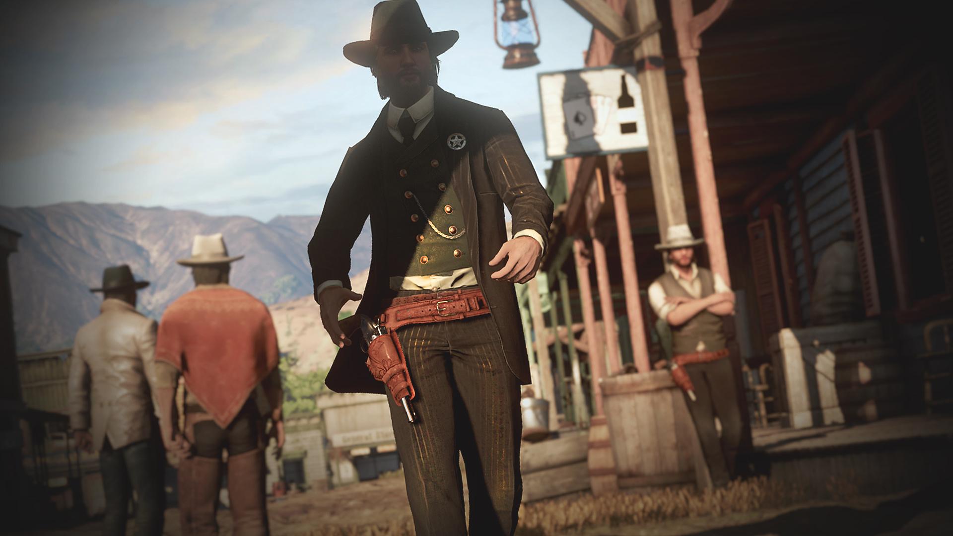 西部開拓時代をテーマにしたmmoアクション wild west online のゲーム