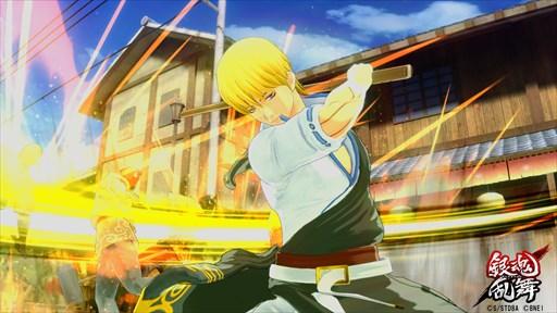 「銀魂乱舞」、有料DLC第1弾に登場する「屁怒絽 …