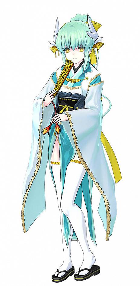 画像(017)「FGO Arcade」,清姫がポニーテール姿に! サーヴァントの見た目を変更できる「転身霊衣」が実装。召喚には「★5 アルトリア・ペンドラゴン(アーチャー) 」が