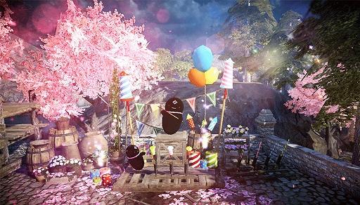 """画像(002)MMORPG「黒い砂漠MOBILE」,初の追加クラス""""ブレイダー""""が3月28日に実装。事前登録キャンペーンも開催中"""