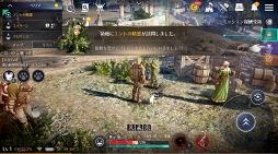"""画像(002)MMORPG「黒い砂漠MOBILE」,アップデートでキャラクターのレベル上限を61に引き上げ。新エリアの""""クロン城""""も実装"""