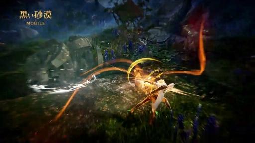 """画像(019)【PR】映像美と自由度の高いゲーム性に震えろ! 「黒い砂漠MOBILE」はスマホで楽しめる""""本格""""MMORPGだ"""