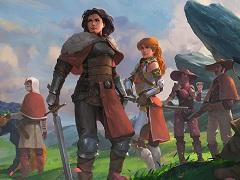 [TGS 2020]DMM GAMESがリリース予定の海外タイトルを発表。ファンタジーSRPG「Fell Seal: Arbiter's Mark」,ディーゼルパンクRTG「Iron Harvest」など4作品