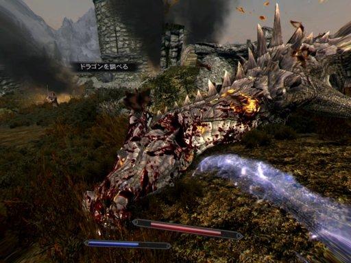 the elder scrolls v skyrim vr の冒険は最高 メインクエスト完了まで