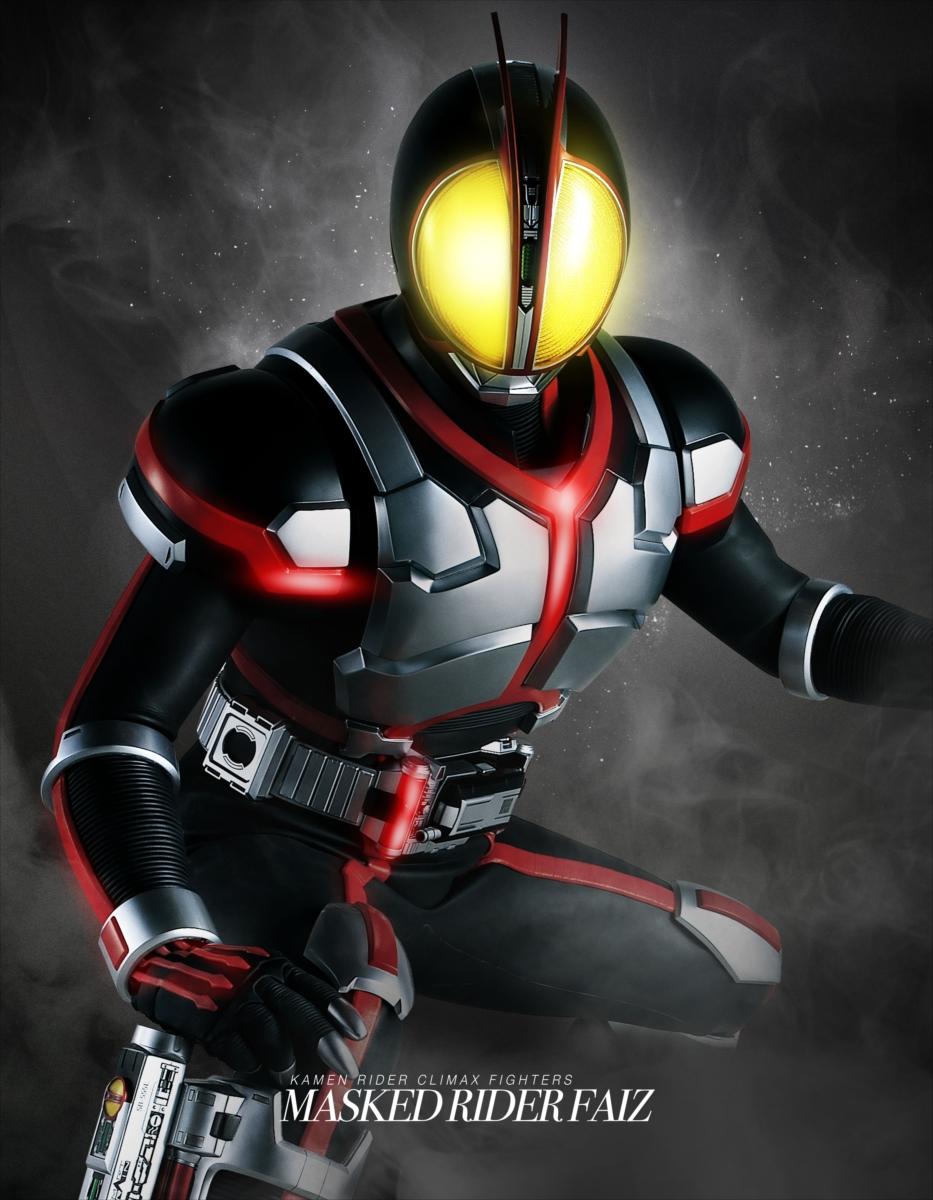画像集 002 仮面ライダー クライマックスファイターズ に登場する19