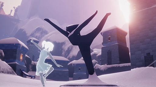 """画像集#006のサムネイル/「Sky 星を紡ぐ子どもたち」の新シーズンイベント""""夢かなう季節""""が2021年1月に開幕へ。雰囲気たっぷりのティザー映像が公開"""