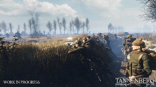 第一次世界大戦の激戦「タンネンベルクの戦い」を描くオンラインFPS ...