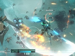 PC版「ANUBIS ZONE OF THE ENDERS:M∀RS」をDolby Atmos環境でプレイ。立体的なサウンドで,さらなる臨場感を楽しめる
