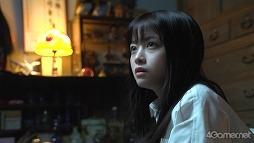 """画像集#002のサムネイル/「放置少女」,橋本環奈さんが出演する新TVCMのメイキングが公開。稲川淳二さんの""""怪談語り""""も必見"""