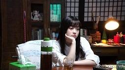 """画像集#007のサムネイル/「放置少女」,橋本環奈さんが出演する新TVCMのメイキングが公開。稲川淳二さんの""""怪談語り""""も必見"""