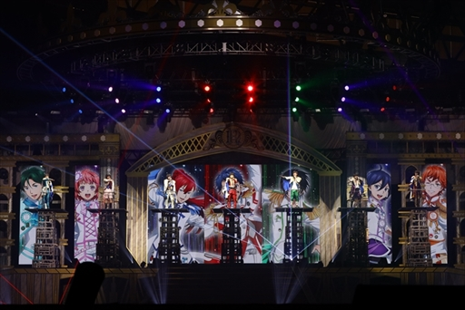 画像(002)「KING OF PRISM SUPER LIVE Shiny Seven Stars!」のライブレポートが公開に