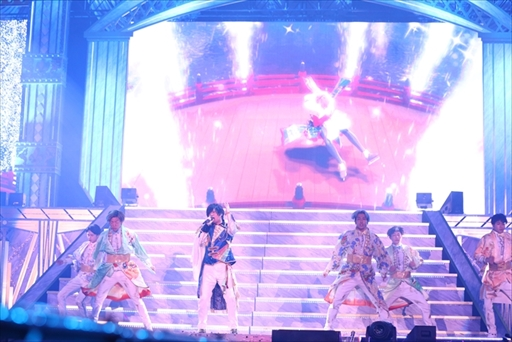 画像(008)「KING OF PRISM SUPER LIVE Shiny Seven Stars!」のライブレポートが公開に