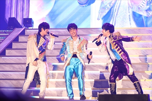画像(018)「KING OF PRISM SUPER LIVE Shiny Seven Stars!」のライブレポートが公開に